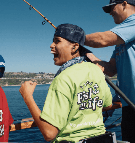 special needs fishing trip